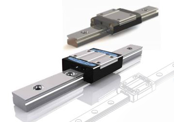 STAF BALL SCREW / LINEAR GUIDE